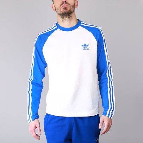Лонгслив adidas 3-Stripes LS T