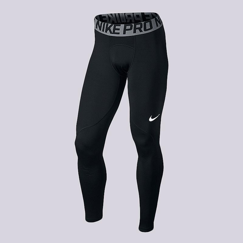Тайтсы Nike Pro Warm Training TightsКомпрессионное белье<br>88% полиэстер, 12% эластан<br><br>Цвет: Черный<br>Размеры US: S;M;L;XL;2XL<br>Пол: Мужской