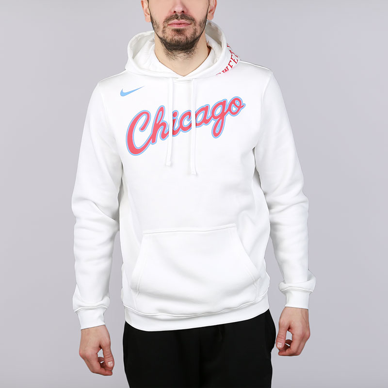 Толстовка Nike Chicago Bulls City Edition Hoody