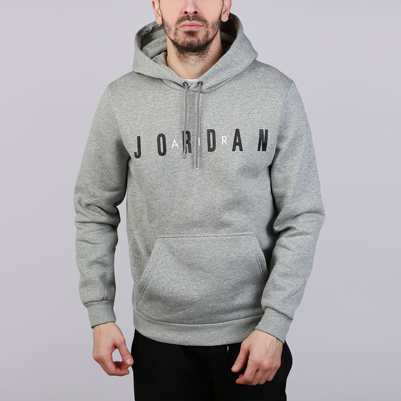Толстовка Jordan Sportswear Flight Fleece Air Hoodie