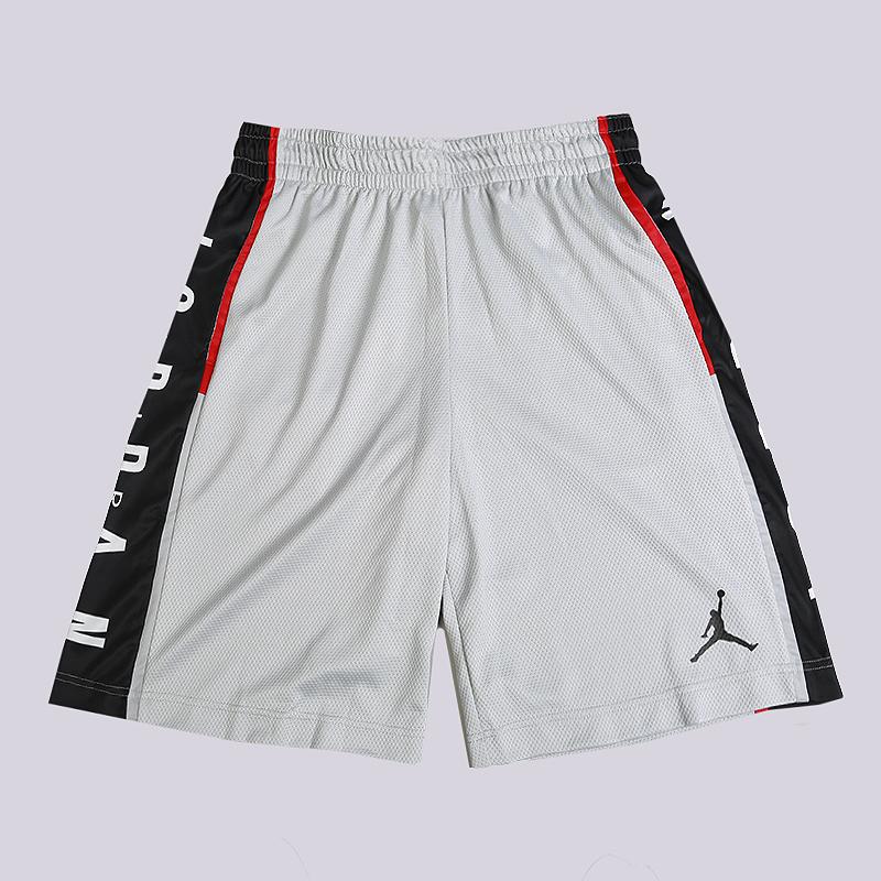 Шорты Jordan Rise Basketball ShortsШорты<br>100% полиэстер<br><br>Цвет: Серый<br>Размеры US: S;M;L;XL;2XL<br>Пол: Мужской