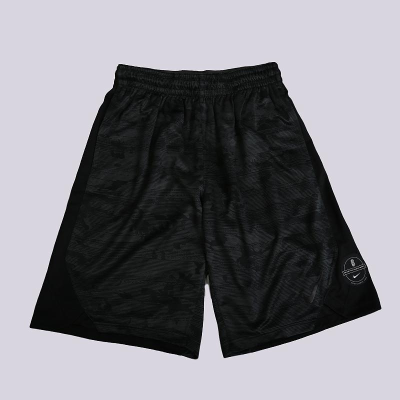 Шорты Nike Dry Elite Kyrie Printed Basketball ShortsШорты<br>100% полиэстер<br><br>Цвет: Черный<br>Размеры US: S;M;L;XL;2XL<br>Пол: Мужской