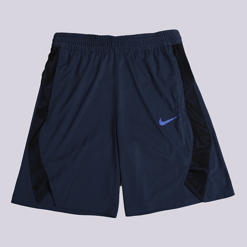 Шорты Nike Dry Elite 9Шорты<br>100% полиэстер<br><br>Цвет: Синий<br>Размеры US: S;M;L;XL;2XL<br>Пол: Мужской