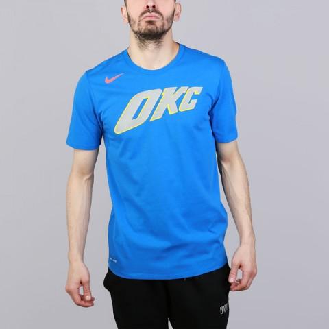 Футболка Nike Oklahoma City Thunder City Edition
