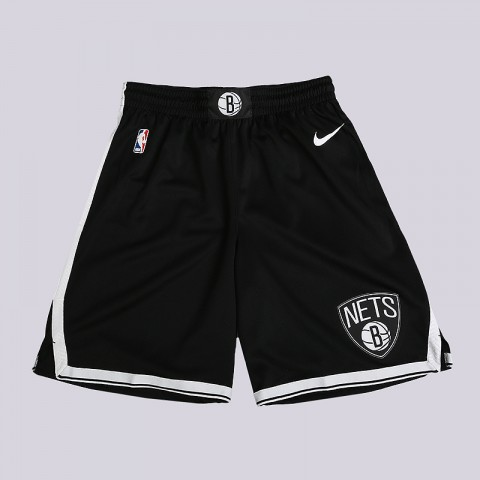 Шорты Nike NBA Brooklyn Nets Icon Edition Swingman