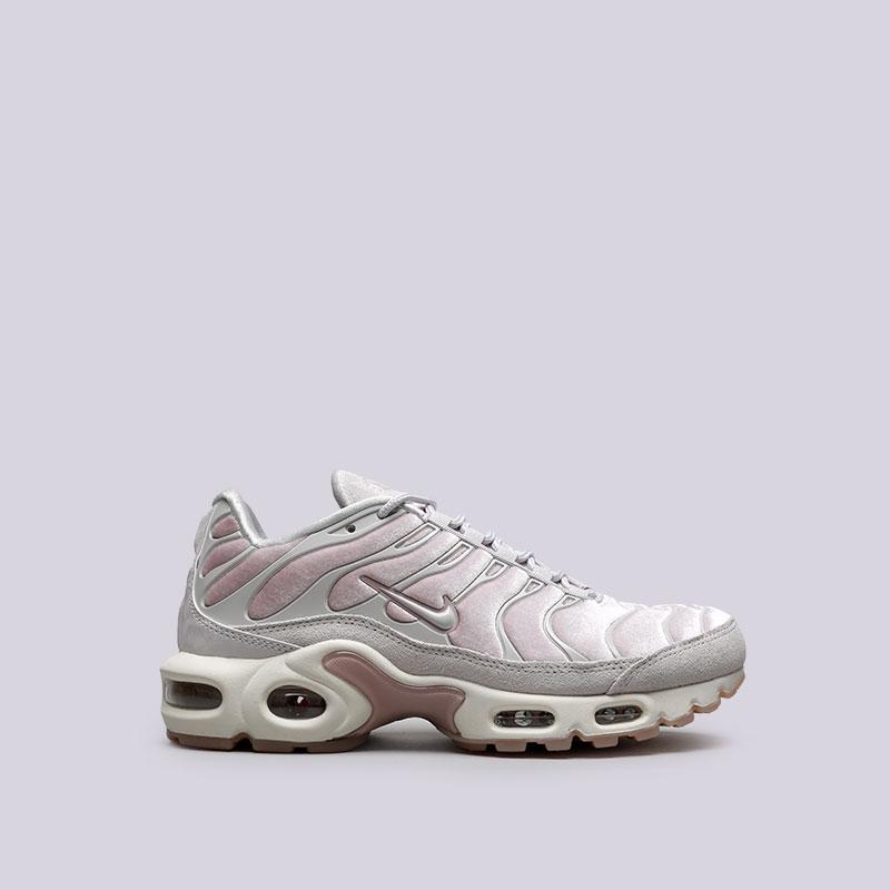 c874f938 женские розовые, серые кроссовки nike wmns air max plus lx AH6788-600 - цена