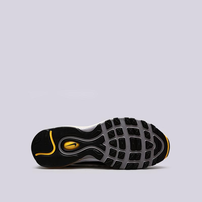 Купить мужские серые, белые, синие  кроссовки nike air max 98 в магазинах Streetball изображение - 2 картинки