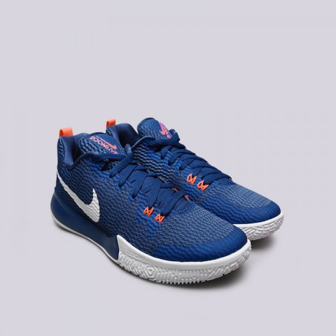 Купить мужские синие  кроссовки nike zoom live ii в магазинах Streetball - изображение 3 картинки