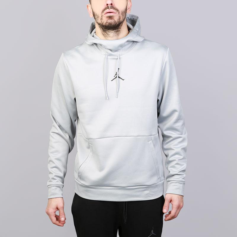 Толстовка Jordan 23 Alpha Training PulloverТолстовки свитера<br>Полиэстер<br><br>Цвет: Серый<br>Размеры US: S;M;L;XL;2XL<br>Пол: Мужской