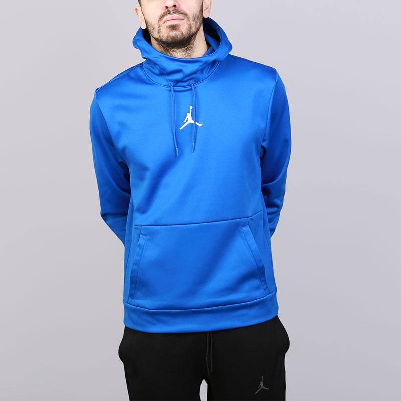 Толстовка Jordan 23 Alpha Training PulloverТолстовки свитера<br>Полиэстер<br><br>Цвет: Синий<br>Размеры US: S;M;XL;2XL<br>Пол: Мужской