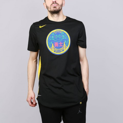 Футболка Nike Golden State Warriors City Edition Dry