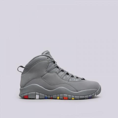 Кроссовки Jordan X Retro