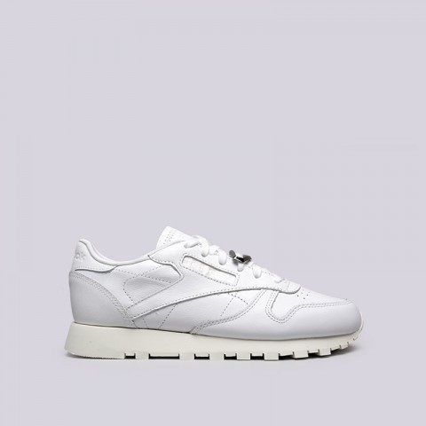 Кроссовки Reebok Classic Leather Hardware