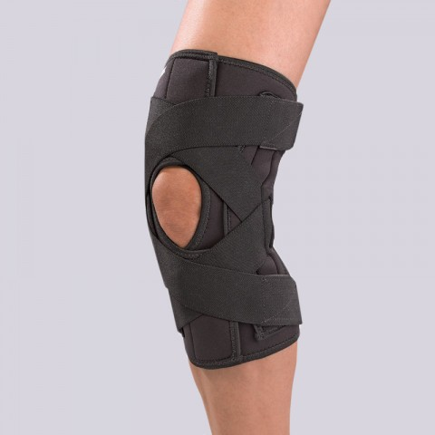 Бандаж на колено Mueller Wraparound Knee Brace Deluxe