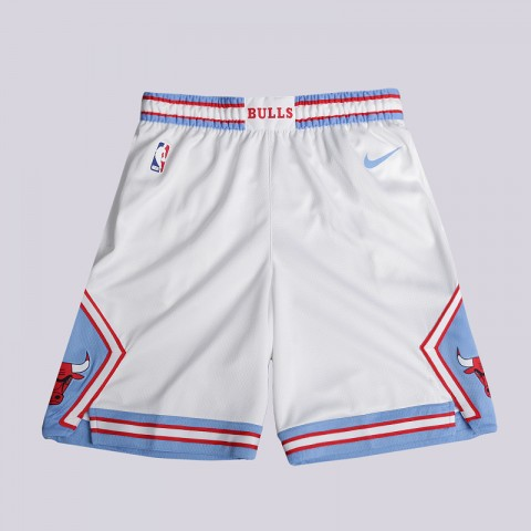 Шорты Nike Chicago Bulls City Edition Swingman NBA Shorts