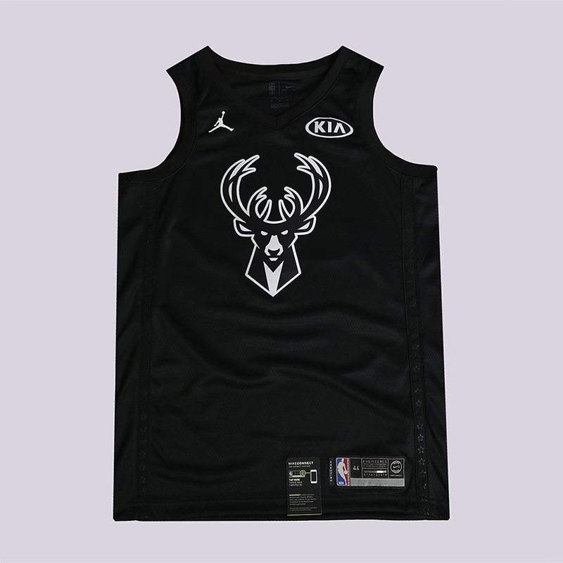 Майка Jordan Giannis Antetokounmpo All-Star Edition Swingman Jersey