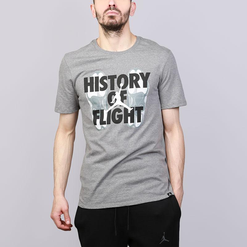 Купить Мужская футболка Jordan AJ 13 Connection AA3270-092
