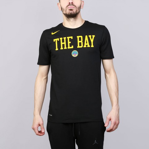 Футболка Nike Golden State Warriors City Edition