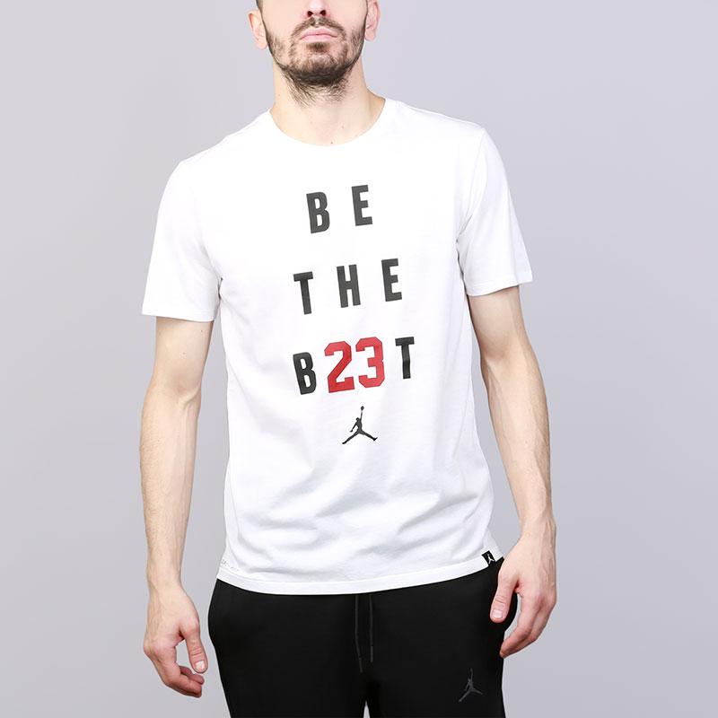 Купить Мужская футболка Jordan JMTC 895149-100