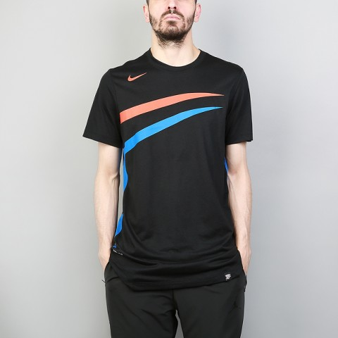 Футболка Nike NBA Oklahoma City Thunder City Edition Dri-Fit Tee