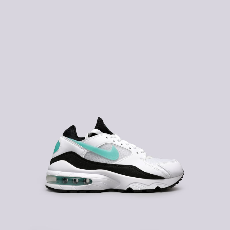 Кроссовки Nike WMNS Air Max 93Кроссовки lifestyle<br>Текстиль, резина, пластик<br><br>Цвет: Белый<br>Размеры US: 5.5;6;6.5;7;7.5;8;8.5;9<br>Пол: Женский