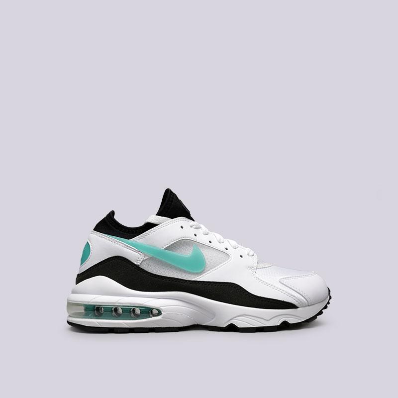 Кроссовки Nike Air Max 93Кроссовки lifestyle<br>Текстиль, резина, пластик<br><br>Цвет: Белый<br>Размеры US: 8;8.5;9;9.5;10.5;11<br>Пол: Мужской