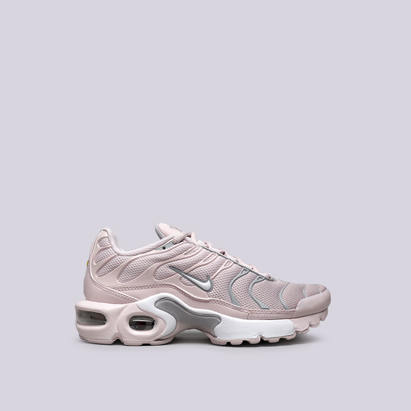 55b31981 женские розовые кроссовки nike air max plus gs 718071-600 - цена, описание,