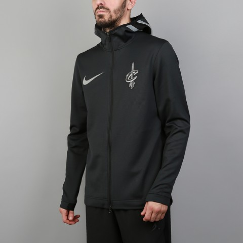 Толстовка Nike Cleveland Cavaliers Therma Flex Showtime NBA Hoodie