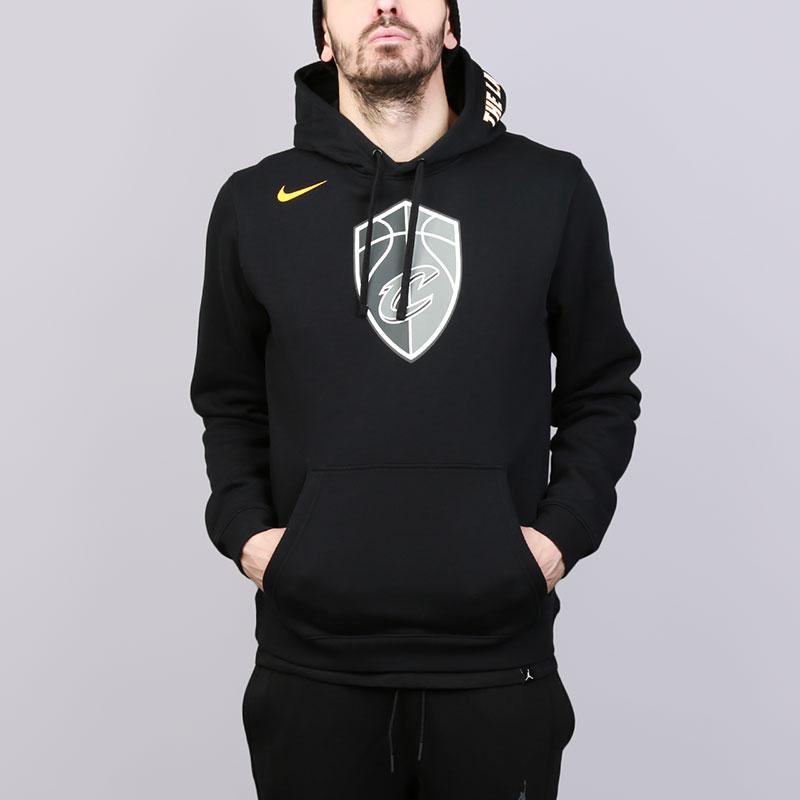 Толстовка Nike Cleveland Cavaliers City Edition