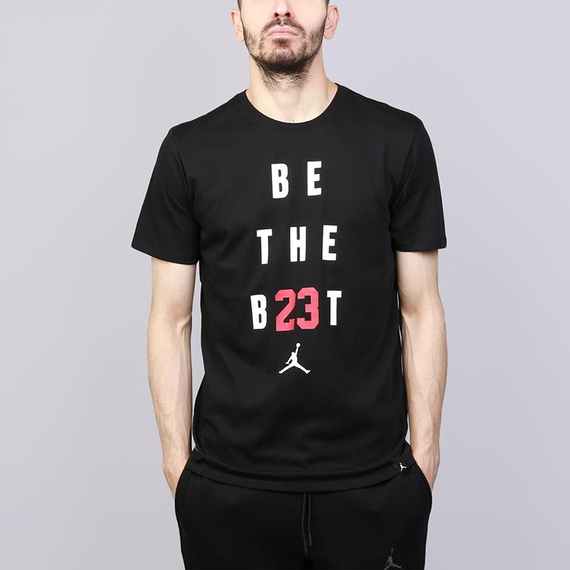 Купить Мужская футболка Jordan JMTC 895149-010