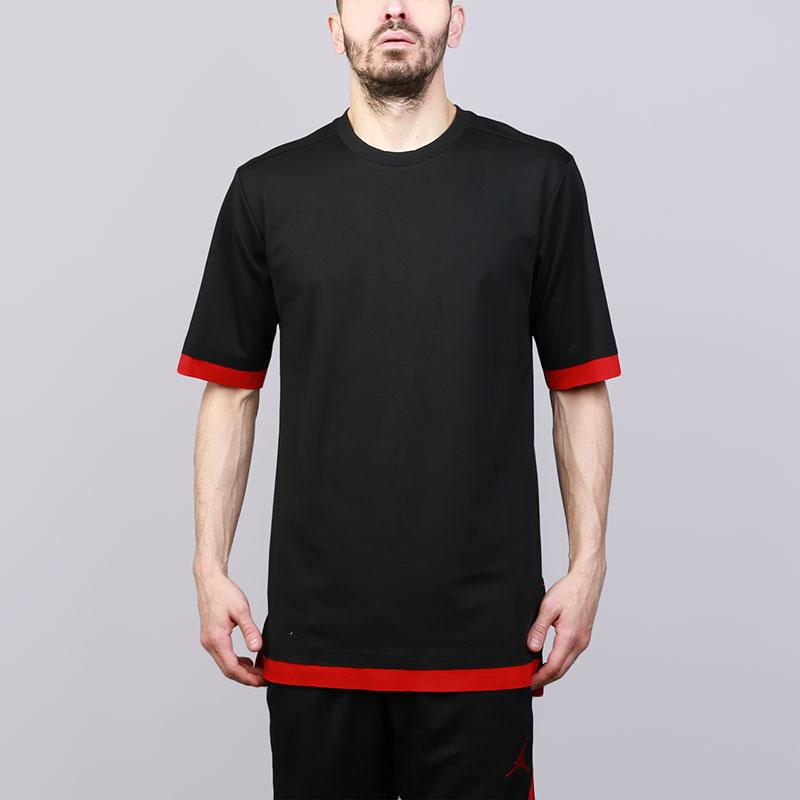 Купить Мужская футболка Jordan JSW Tech S/S Top 899788-010