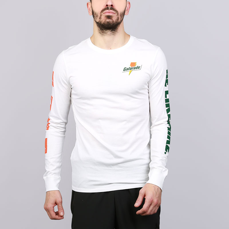 Купить Мужская футболка Jordan Be Like Mike AJ1167-100