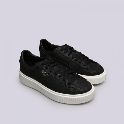 8b621d5fe68ce3 ... женские черные кроссовки puma platform euphoria wn's 36547201 - цена,  описание, ...