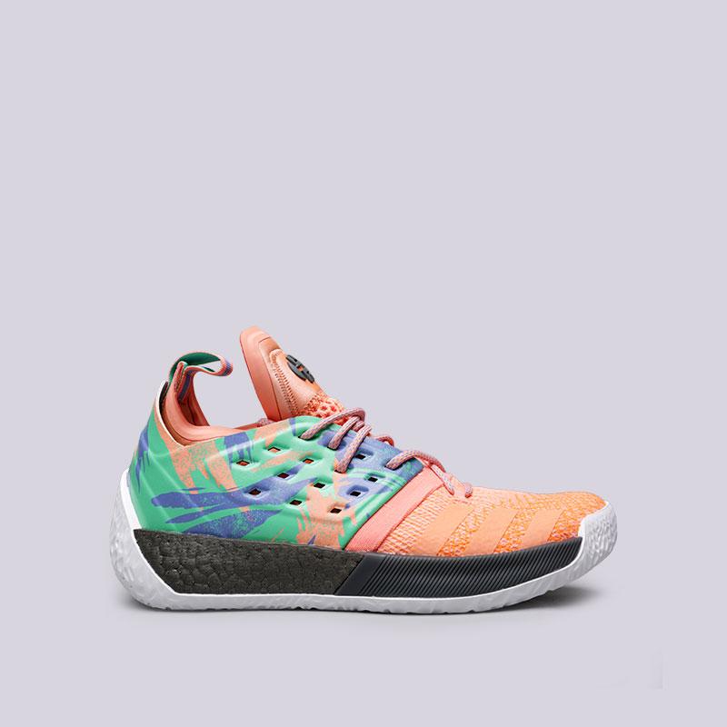 Кроссовки adidas Harden Vol.2Кроссовки баскетбольные<br>Текстиль, синтетика, резина<br><br>Цвет: Оранжевый<br>Размеры UK: 6;7;7.5;8;8.5;9;9.5;10;10.5;11;11.5;12;13;13.5<br>Пол: Мужской