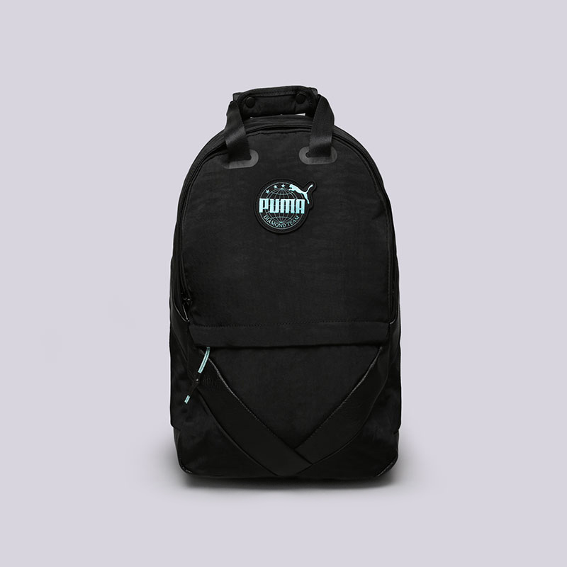 Рюкзак Puma x Diamond BackpackСумки, рюкзаки<br>Полиестер<br><br>Цвет: Черный<br>Размеры UK: OS