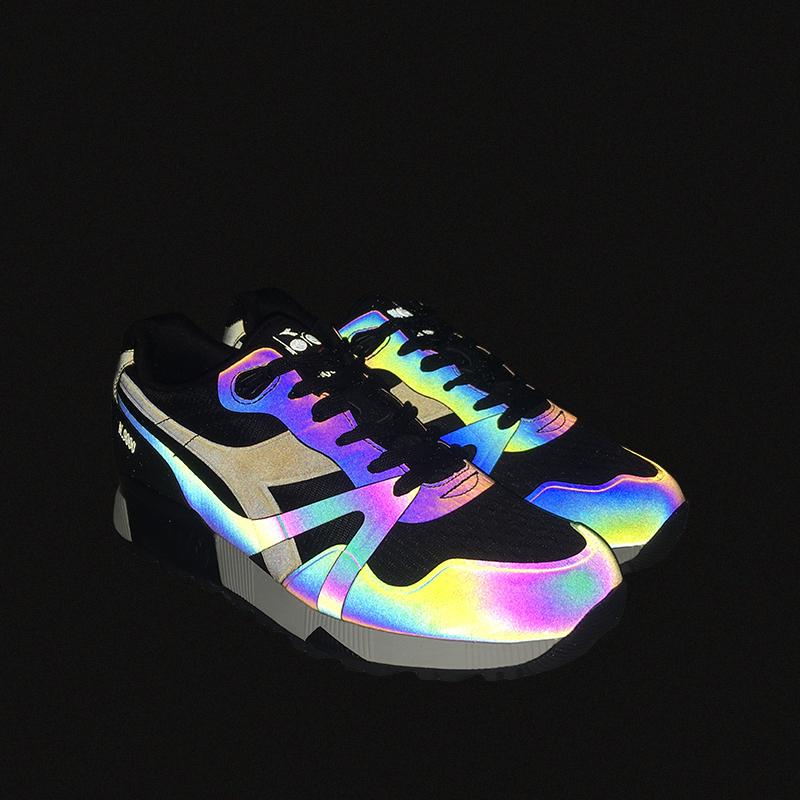 official photos 2260a e8b28 мужские черные кроссовки diadora hologram 171824-80013 - цена, описание,  фото 6