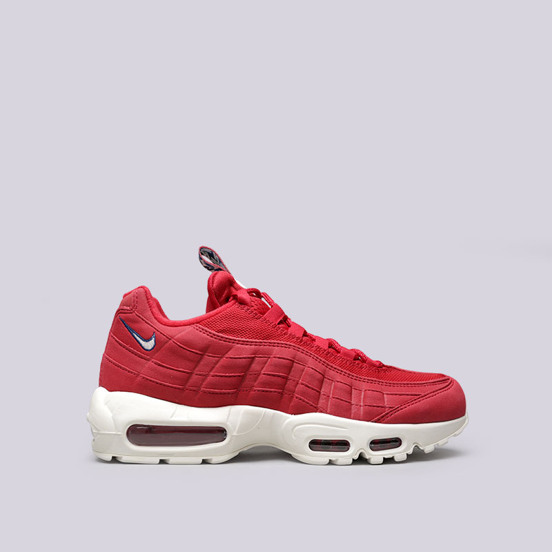 Кроссовки Nike Air Max 95 TTКроссовки lifestyle<br>Текстиль, синтетика, резина, пластик<br><br>Цвет: Красный<br>Размеры US: 4;5.5;6;6.5;7;7.5;8;8.5;9;9.5;10;10.5;11;11.5;12