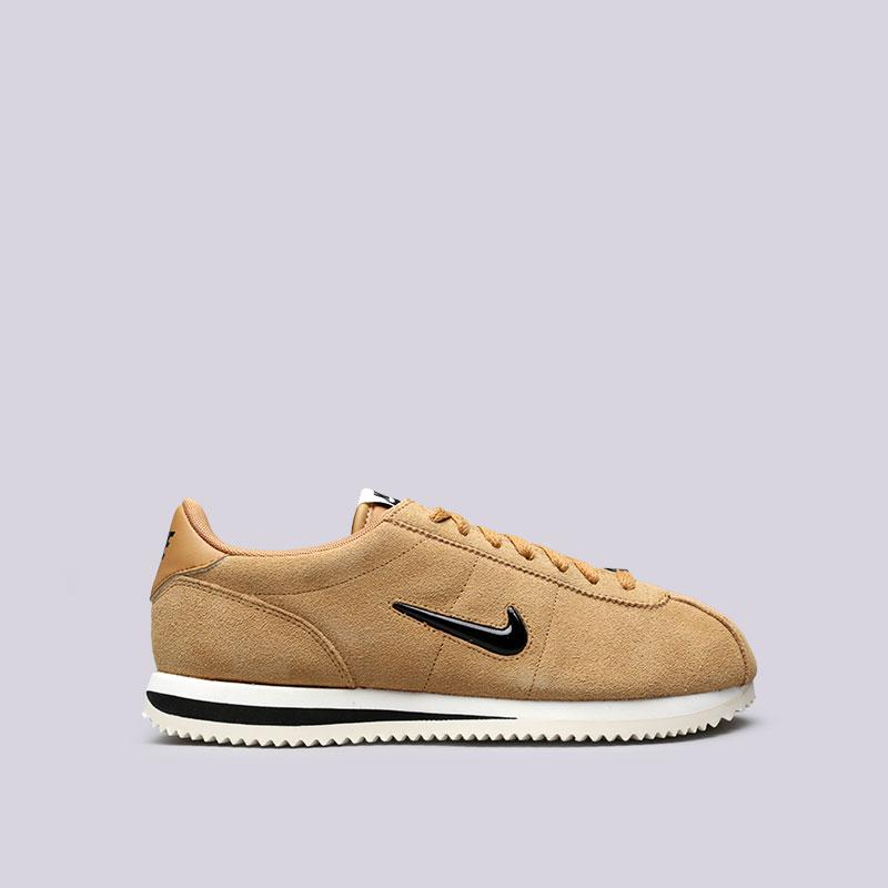 Кроссовки Nike Cortez Basic SEКроссовки lifestyle<br>Кожа, синтетика, резина<br><br>Цвет: Коричневый<br>Размеры US: 8;9;9.5;10.5;11;11.5;12<br>Пол: Мужской