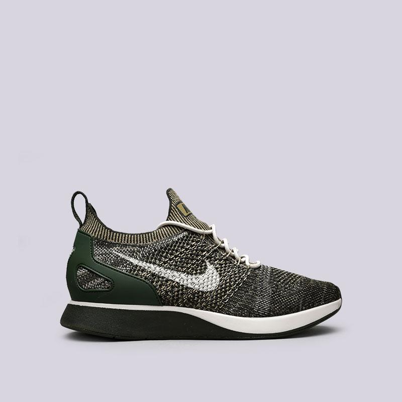 Кроссовки Nike Air Zoom Mariah Flyknit RacerКроссовки lifestyle<br>Текстиль, резина, пластик<br><br>Цвет: Зелёный<br>Размеры US: 8;8.5;9;9.5;10.5;11;11.5<br>Пол: Мужской