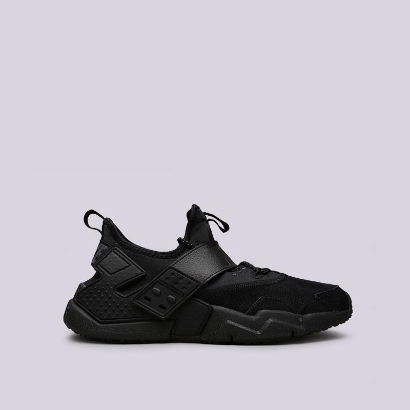 8c377d90 мужские черные кроссовки nike air huarache drift prm AH7335-001 - цена,  описание,