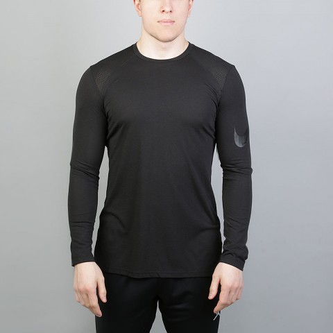 Лонгслив Nike Breathe Elite Long-Sleeve Basketball Top