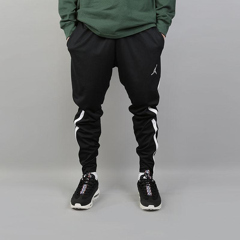 Брюки Jordan 23 Alpha TrainingБрюки и джинсы<br>100% полиэстер<br><br>Цвет: Черный<br>Размеры US: 2XL<br>Пол: Мужской