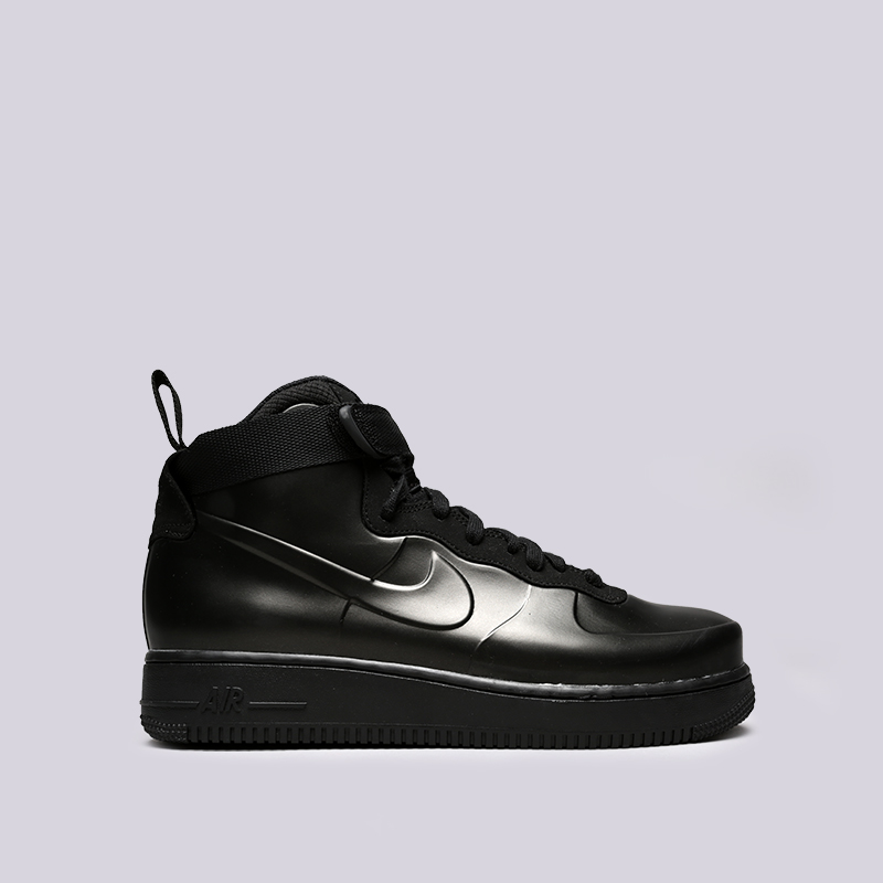421924b7a82 мужские чёрные кроссовки nike air force 1 foamposite cup AH6771-001 - цена