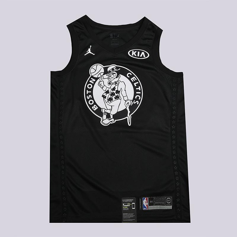Майка Nike Kyrie Irving All-Star Edition Swingman JerseyБезрукавки<br>100% полиэстер<br><br>Цвет: Черный<br>Размеры US: S;M;L;XL;2XL<br>Пол: Мужской