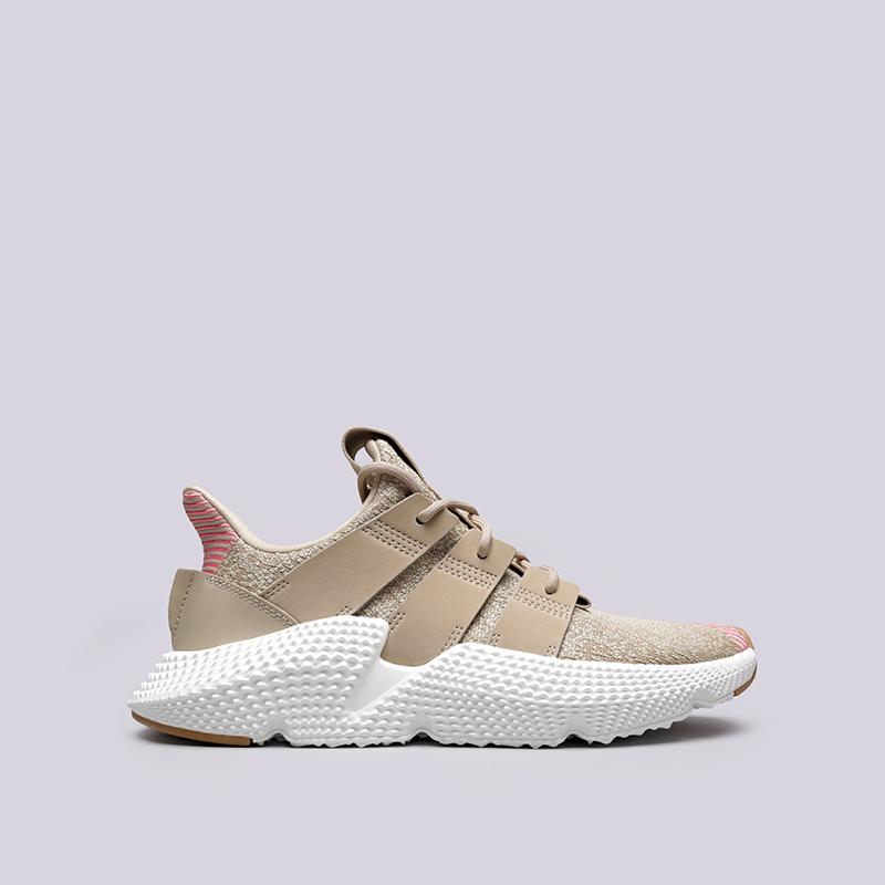 Кроссовки adidas ProphereКроссовки lifestyle<br>Кожа, текстиль, резина<br><br>Цвет: Бежевый<br>Размеры UK: 9;10;7.5;12.5;9.5;10.5;8;13;11;8.5;7;11.5<br>Пол: Мужской