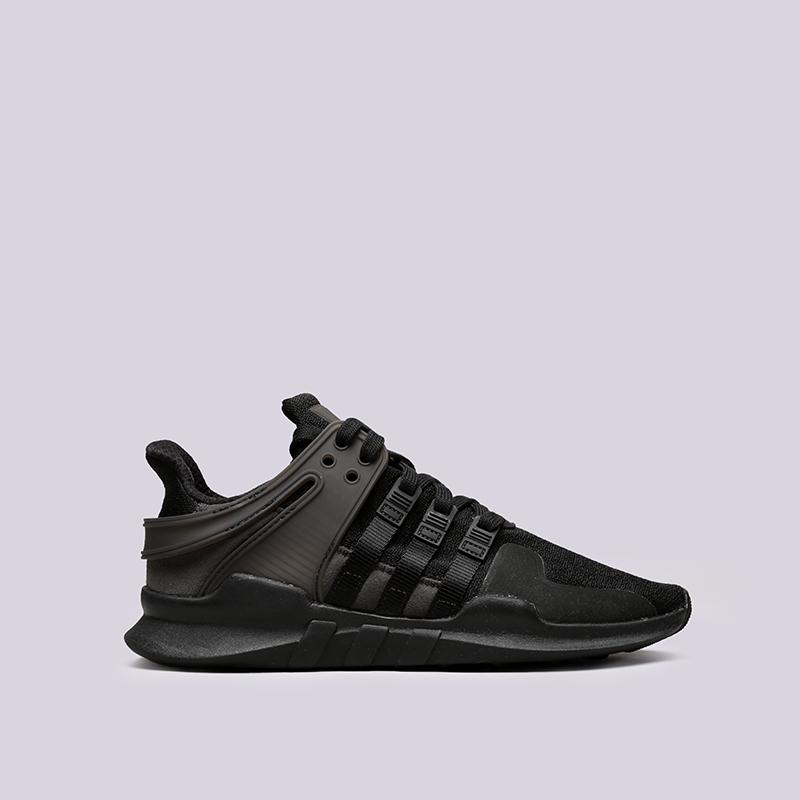 Кроссовки adidas EQT Support ADVКроссовки lifestyle<br>Синтетика, текстиль, резина<br><br>Цвет: Чёрный<br>Размеры UK: 4;4.5;5;5.5;6;6.5;7;7.5;8;8.5;9;9.5;10;10.5;11;11.5;12;12.5