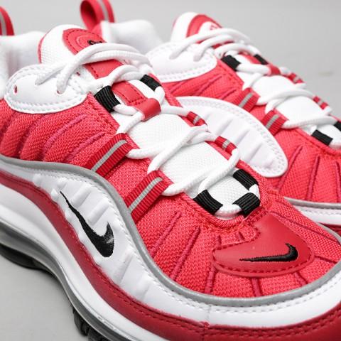 Купить женские красные  кроссовки nike wmns air max 98 в магазинах Streetball - изображение 4 картинки