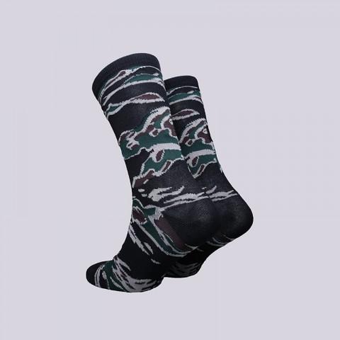 мужские камуфляж  носки carhartt wip camo tiger i022783-Camo Tiger - цена, описание, фото 2