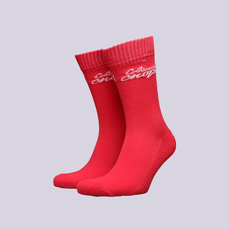 мужские красные  носки запорожец heritage советский спорт Спорт-мхр/красный - цена, описание, фото 1