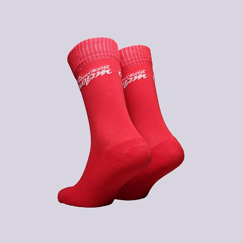 мужские красные  носки запорожец heritage советский спорт Спорт-мхр/красный - цена, описание, фото 2